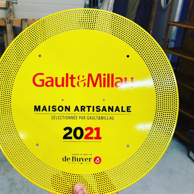 Gault et millau 2021